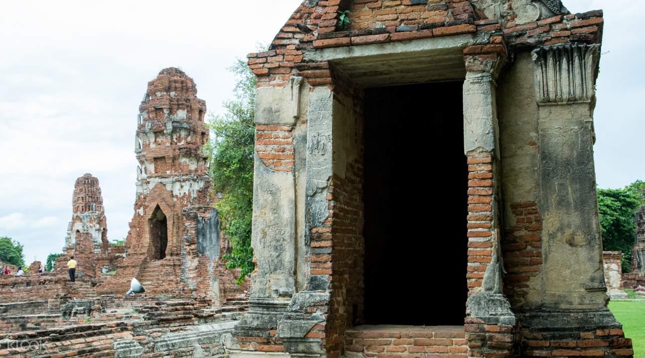 Ayutthaya attractions